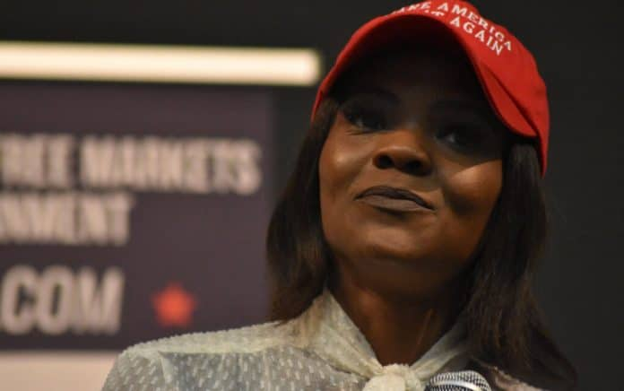 Candace Owens Stands With Patriots and Lets Dems Have It