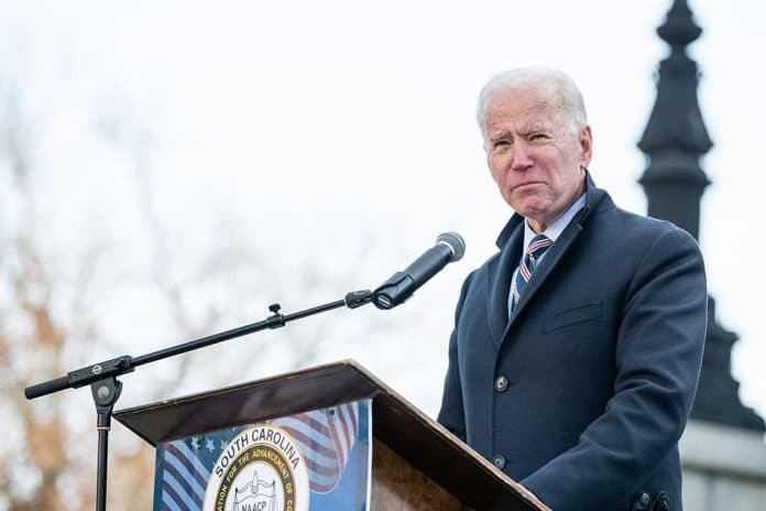 Biden Admits There's Nothing We Can Do Regarding COVID-19 Pandemic