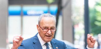 Chuck Schumer Says Democrats May Advance Spending Bill Without Republicans