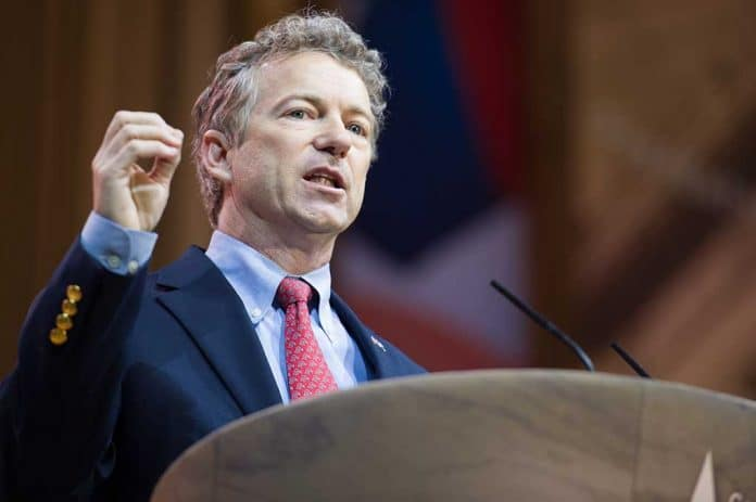 GOP Senator Announces Country Will Unite When Impeachment Is Halted