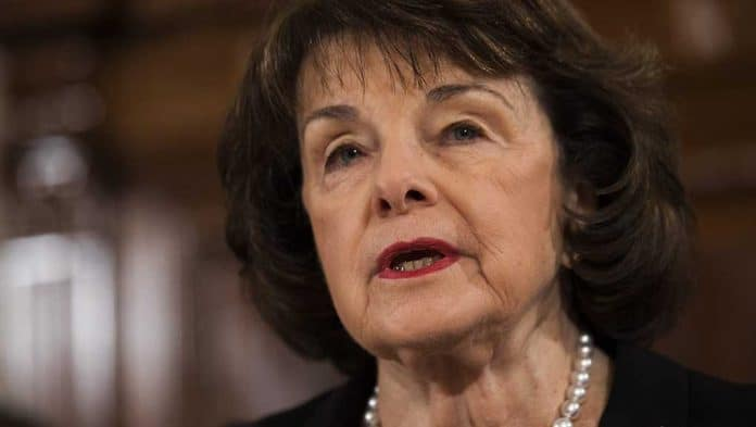 Dianne Feinstein Sides With Senator Ted Cruz Over Electoral College Objections