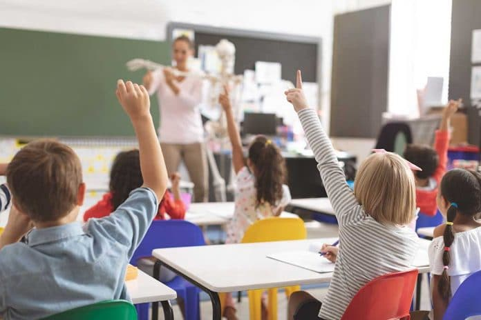 Democrats' COVID Relief Bill to Hinder Children's Education