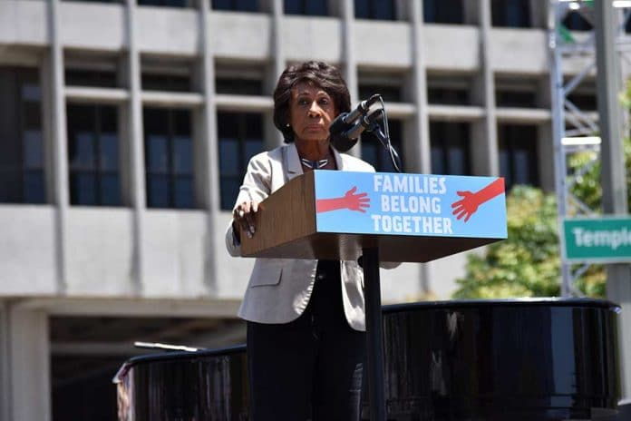 Maxine Waters Confronted About Violent Rhetoric of Her Past
