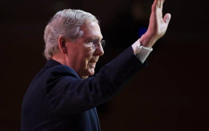 Mitch McConnell Signals Senators Can Vote Conscience On Trump Impeachment