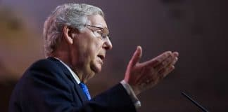 Lindsey Graham Sides With Trump Against Mitch McConnell