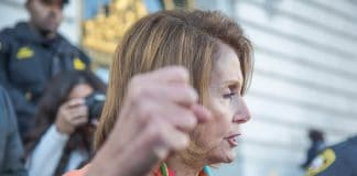 Enraged Nancy Pelosi Crashes Press Conference Following Acquittal