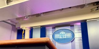 White House Staff Member Laughs Off Reporter's Question