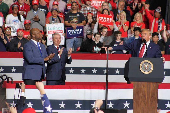 GOP Senator Wants to Use Trump's Magic to Move Party Forward