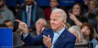 Biden Tells Reporters He's Considering Changing Filibuster