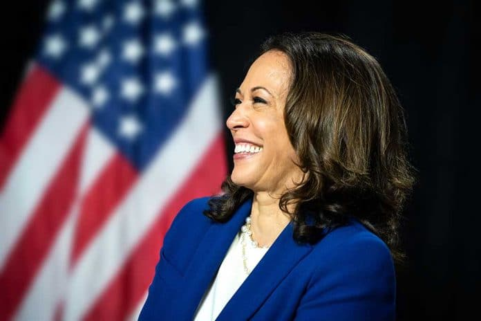 Kamala Harris Continues to Turn Her Back on Andrew Cuomo's Victims