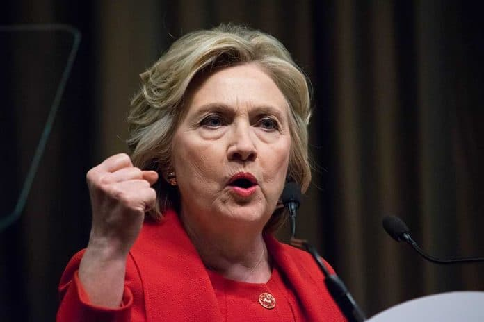 Hillary Clinton Trashes Republicans and GOP