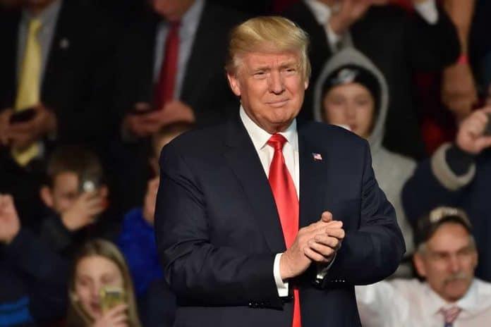 Trump Taking on RINO
