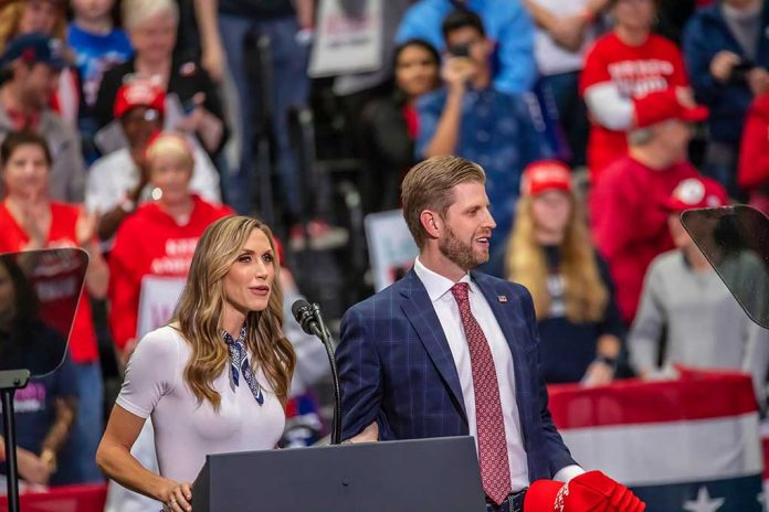 Lara Trump Speaks Out About Big Tech Silencing Donald Trump