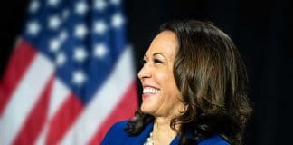 Kamala Harris Wants to Spend Taxpayer Money on Electric School Buses