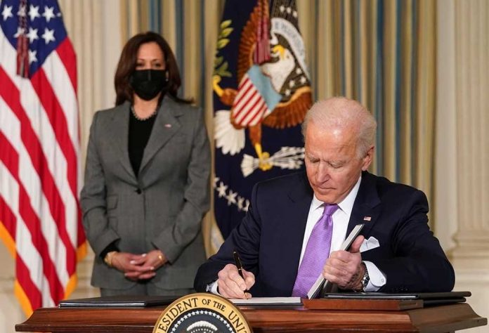 Joe Biden Issues Staggering Number of Executive Orders