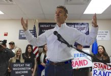 Rand Paul Slams Courts for Not Hearing Trump's Election Fraud
