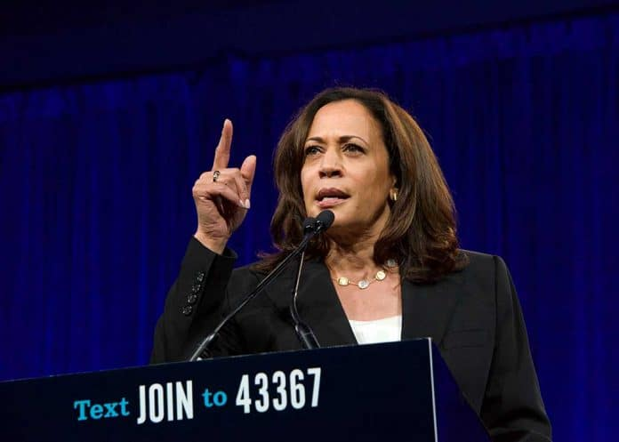 GOP Lawmaker Pushes Back on Kamala Harris in Bold Move