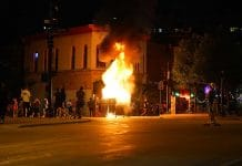 Riot Declared After Major Clashes in Protests