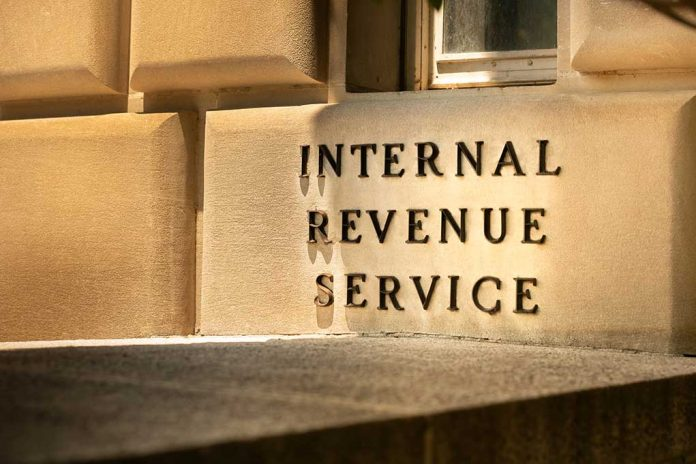 IRS Says FBI Has Been Called In