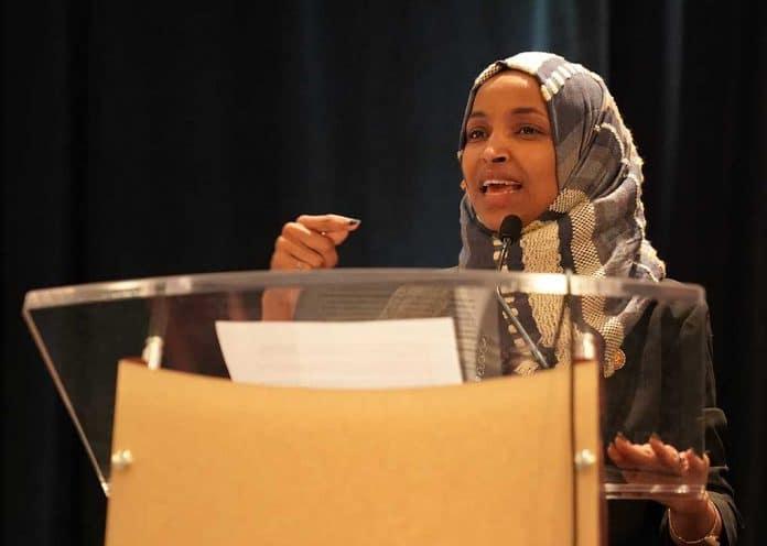 Ilhan Omar Launches Hypocritical Attack at Dan Crenshaw