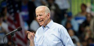 Joe Biden Orders Airstrike