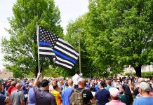 Police Officer Deaths Surge in US