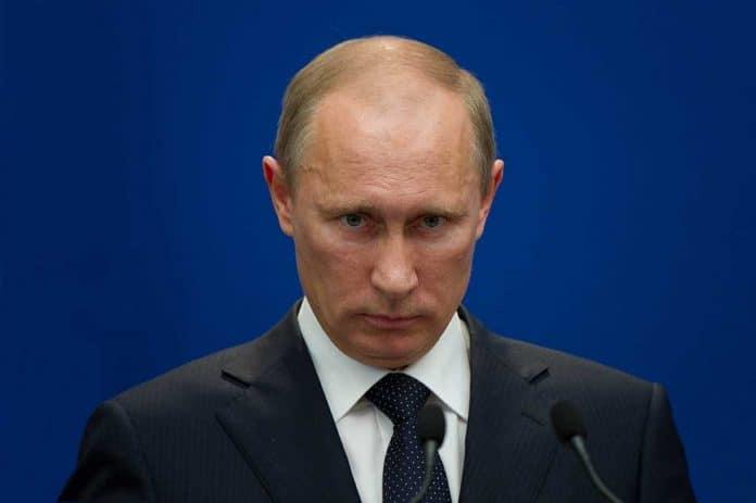 Vladimir Putin Signs Important New Order