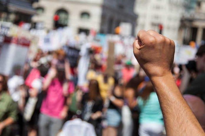 Dozens of Protesters Arrested in LA