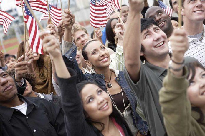 American Flag Declared a