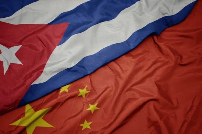 China Vows to Back Communist Cuba Against Freedom