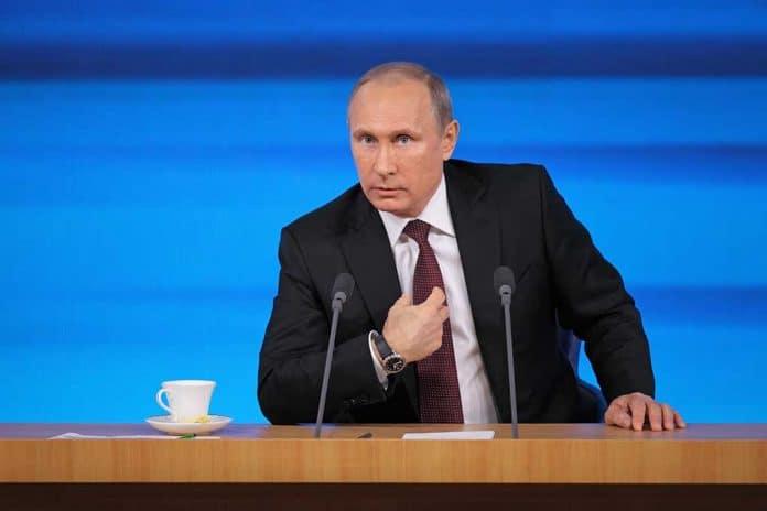 Putin Regime Developing