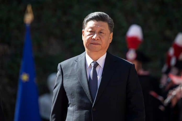 Chinese President Says His Enemies Will Face