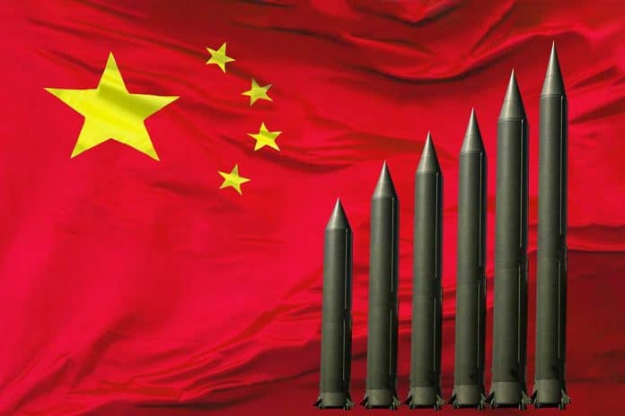 Disturbing Images Show Truth About Chinese Missiles
