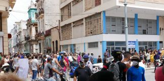 Patriots Flood Streets of Cuba to Resist Tyranny