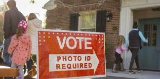 Democratic Lawmaker Claims He's Always Supported Voter ID Laws