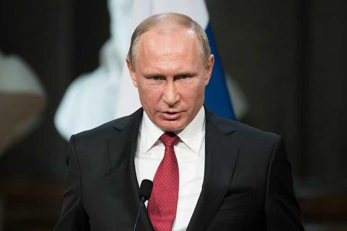 Vladimir Putin Reports Military Incident Involving US Military