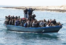 Smugglers Boat Sinks Leaving 57 People Dead