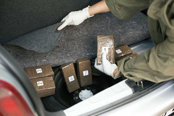 Law Enforcement Make Biggest Drug Bust in American History at Border