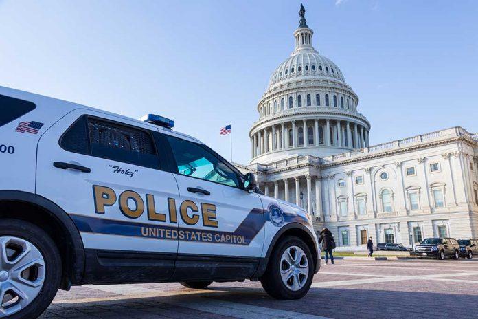 Democratic Lawmaker Arrested at Capitol