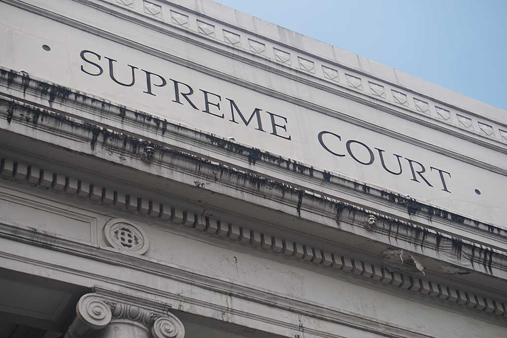 """Justice Thomas Says Supreme Court Bench Has Become """"Dangerous"""""""