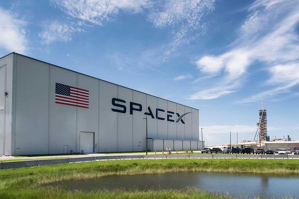 Elon Musk's SpaceX Makes History