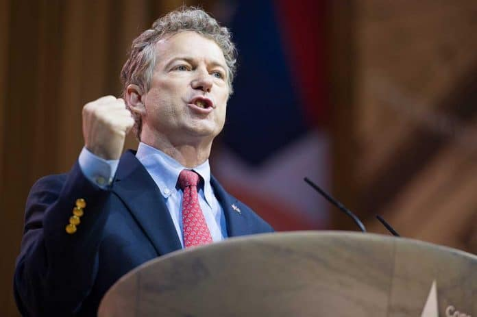 Rand Paul Slams Joe Biden's Order for Ignoring Science