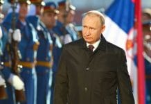 Putin Unveils New Artic Military Force