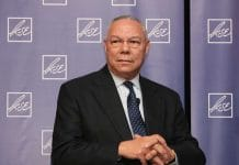 Former Secretary of State Colin Powell Dead at 84