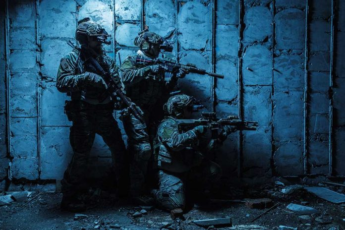US Special Operations Unit Attacked